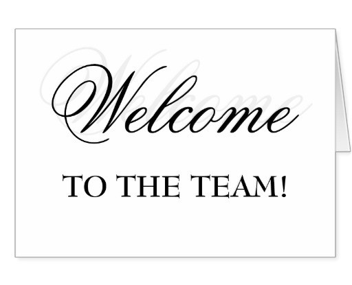 welcome-to-the-team-cards-zazzle-EQqMCm-clipart