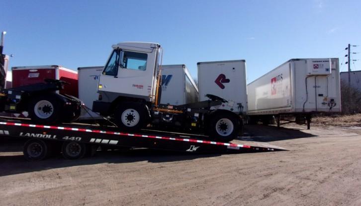 New Shunt Truck Arrival