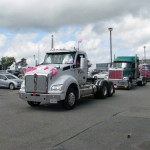 Trucking for a Cure Line Up Trucks Rally 2.docx