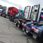 Trucking for a Cure Trucks Rear.docx
