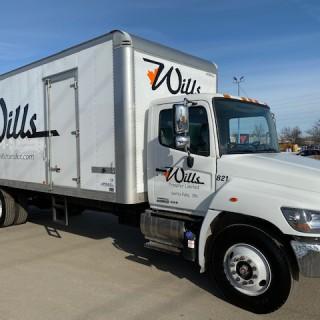 Hino Truck 2020 2